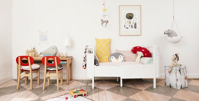 Når børnenes legetøj bliver en del af indretningen