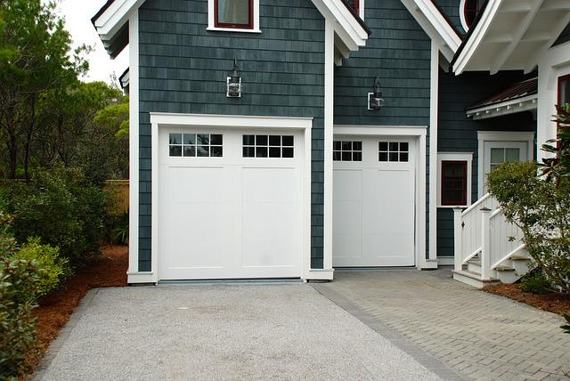 Ledhejseporte – til garage, hus og have