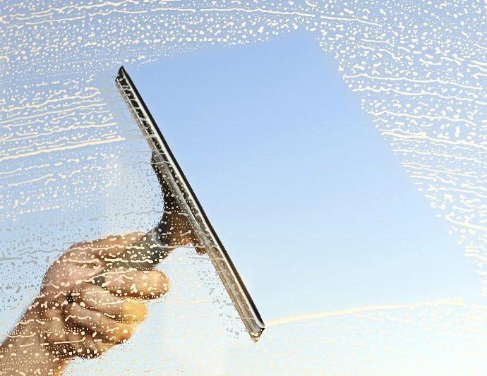 Sådan får du perfekt rene vinduer