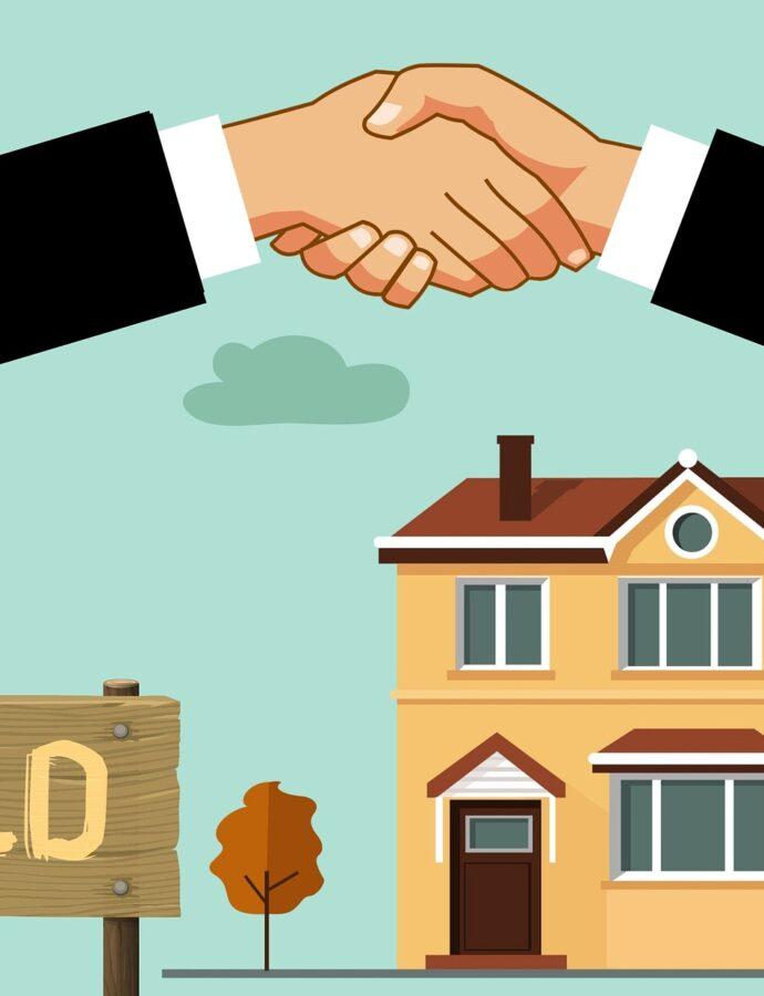 Sådan sælger du dit hus